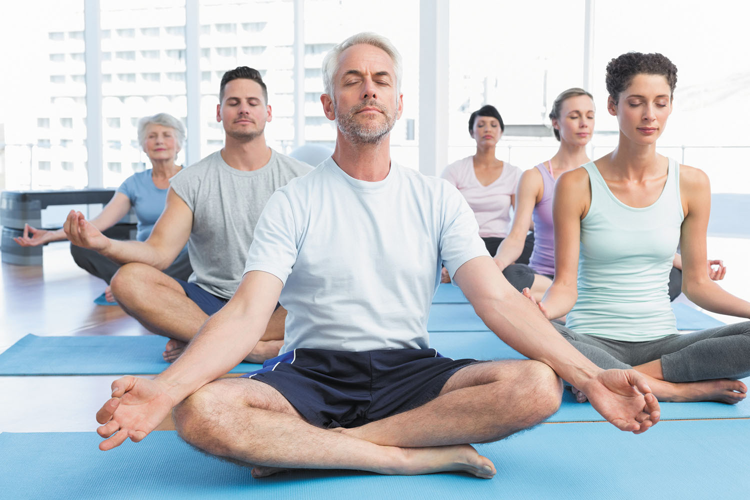 Yoga Vacation as a Senior Citizen