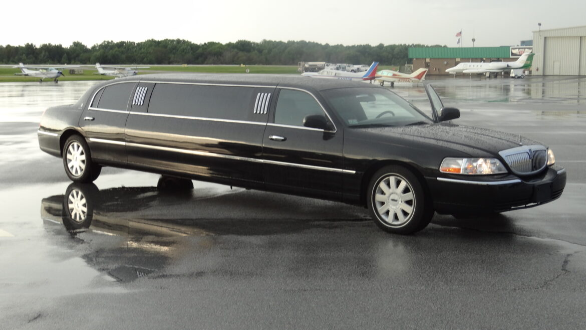 Why You Shouldn't Shampoo Your Hair Before a Limo Ride